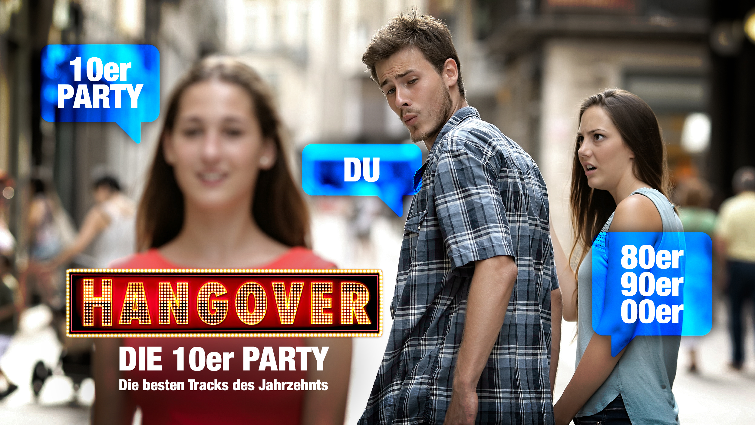 Read more about the article Hangover – die 10er Party